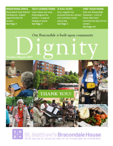 Funders Report Front Cover