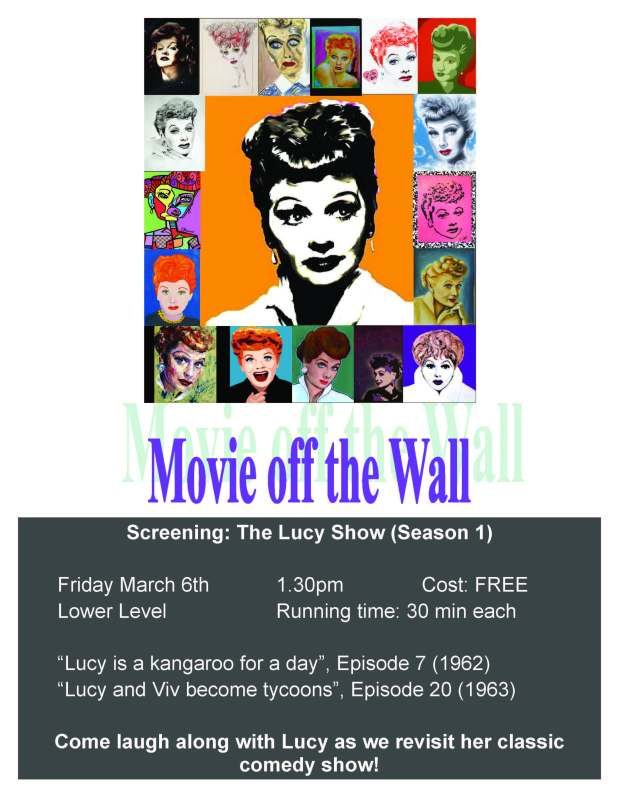Lucy Show-poster