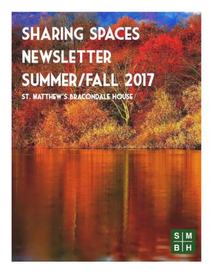 SMBH Newsletter Summer Fall 2017 Cover