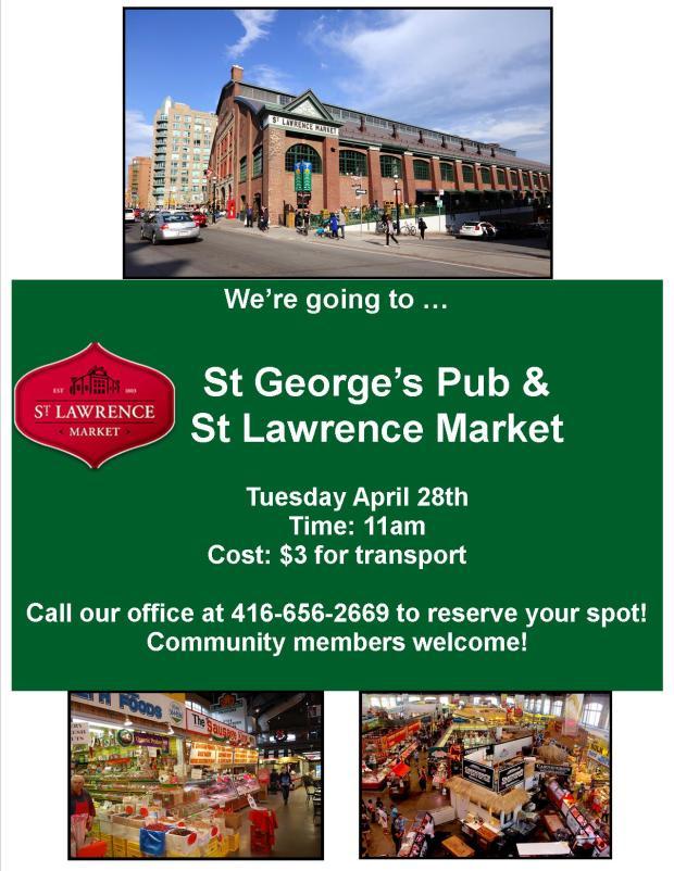 St Lawrence Mrkt