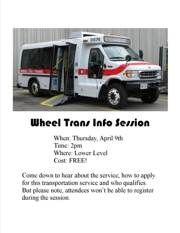 WheelTrans seminar