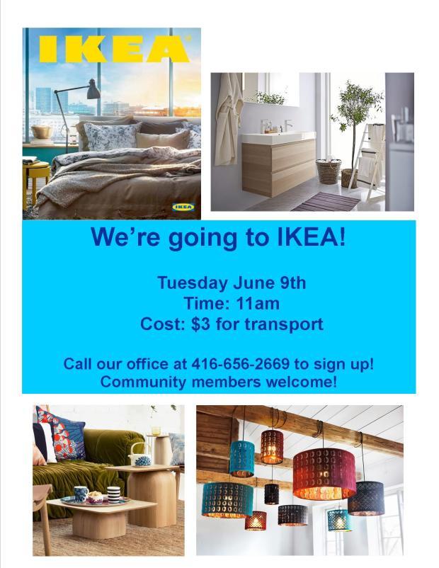 Ikea trip-June