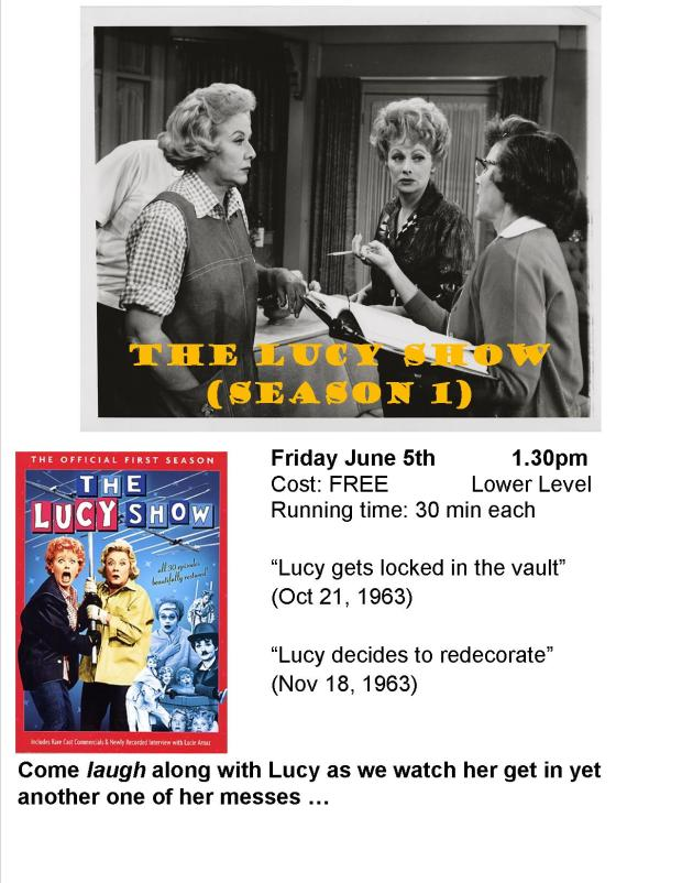 Lucy Show-june