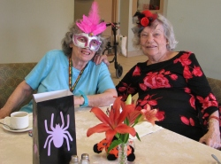 Halloween Tea - Oct 27 2015