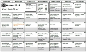 Oct menu - revised