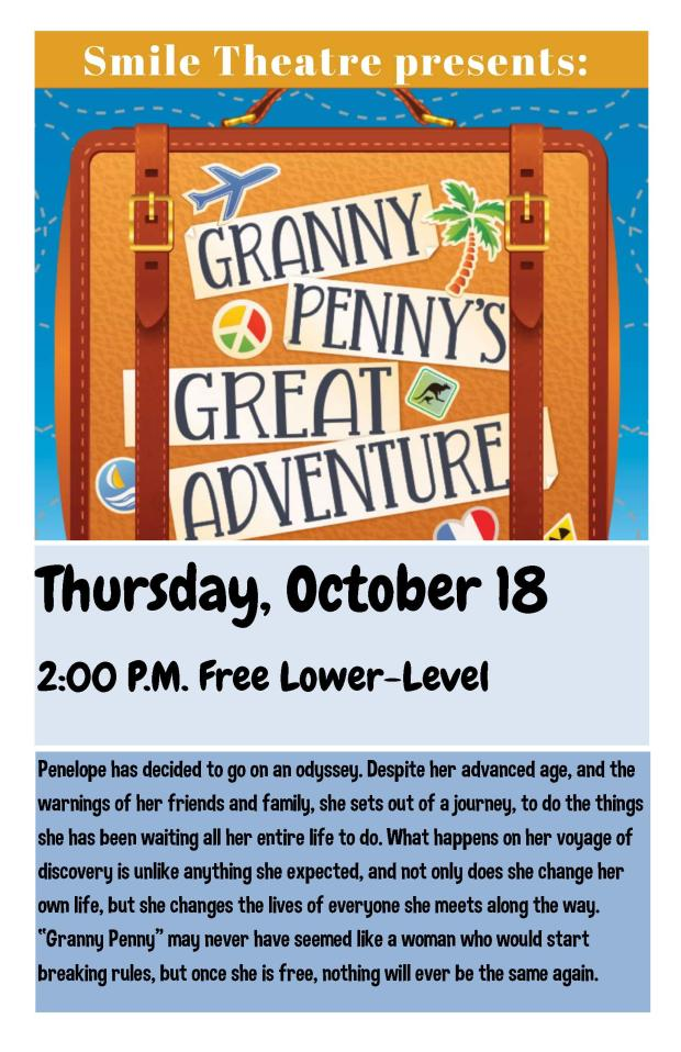 Granny Penny's Great Adventure
